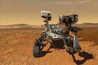 Skřípání, rachocení a bouchání. Vozítko NASA poslalo z Marsu zvuky jízdy