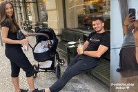 Monika Bagárová dva měsíce po porodu: Tajemství dokonalé postavy odhaleno!