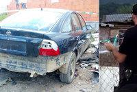 Opilý mladík srazil autem dvě děti: Alex (†5) zemřel, jeho bratranec Patrik (9) bojuje o život