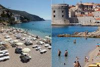"""Dovolenkáři už plní Chorvatsko, ale Dubrovník """"ostrouhal"""": Turisté zaplnili kempy na Istrii"""