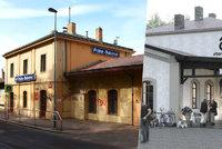 Bývalé nádraží v pražské Bubenči se dočká rekonstrukce: Vznikne tu multifunkční prostor Stanice 6