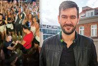 Marek Ztracený neplánovaně zasnoubil své fanoušky! A věnoval jim prsten za 250 tisíc!