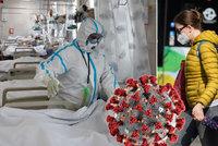 V Česku přibylo v pátek 323 případů koronaviru. Je to třetí nejhorší výsledek za pandemii