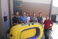 """Zeman zahájil dovolenou na """"baště"""" v hotelu. Dojde na Vysočině i na oblíbený člun?"""
