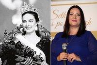 První československá Miss Ivana Christová slaví 50: Za výhru dostala šicí stroj