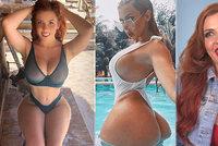 Dvojnice Scarlett Johanssonové má trable: Modelce při sexu praskl zadek!