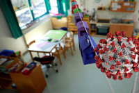 Pražské mateřské školy zůstanou v plném chodu. Městské části je zavírat nehodlají