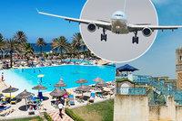 """Tunisko se otevírá, Češi cestovkám """"trhají ruce"""". Pozor na průjem a rozestup na plážích"""