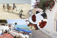 Trable pro české dovolenkáře: Tunisko na semaforu zčerná, zakáže vláda i Egypt?