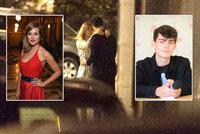 Setkali se i před premiérou! O čem si Emma Smetana (32) a Josef Trojan (19) povídali?