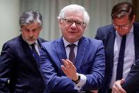 Polsku se hroutí vláda: Třetí ministr tento týden oznámil rezignaci. Skončil i náměstek
