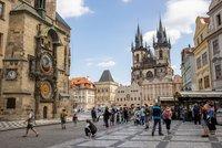 Kruté dopady pandemie v Praze: Do hotelů přijelo za první čtvrtrok o 93 procent turistů méně než loni