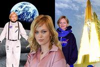 Nadpozemské přání Ester Geislerové: Let do vesmíru! Sen si splnila až v dospělosti