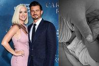 Orlandu Bloomovi a Katy Perryové se narodila dcerka: Jak ji pojmenovali?