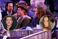 Brad Pitt konečně oficiálně zadaný: Mladičká modelka (27) vypadá úplně jako Angelina!