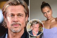 Nová známost Brada Pitta letí na starší muže a… Je vdaná?!