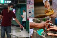 """Nadužívání dezinfekce může způsobit """"armagedon"""". Viry si vybudují imunitu, varuje vědec"""