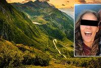 Fotografka Kristýna (†23) zemřela v Alpách: Dojemný vzkaz od přítele Davida!