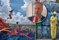 """Brabec o biči na odpady: Vložky s """"varováním"""", zákaz pitíček i platba za vajgly"""