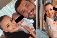 Smířená Monika Bagárová: Dceru vychovává s mámou! A co partner?