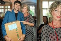 Zpackaná oslava »60« Světlany Nálepkové: Covid odehnal hosty! A dárek v krabici od drogerie