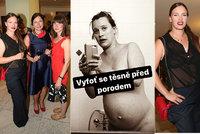 Kristýna Leichtová se toho nebojí! Po nahé fotce na premiéře vytasila přednosti