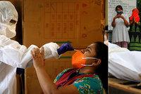 """Místo testů na korovirus """"vykuchání"""" orgánů? Druhou nejhůře zasaženou zemi obchází strach"""