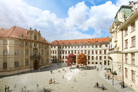 Mariánské náměstí kompletně bez aut: Praha ho změní v pěší zónu, přibudou lavičky i kašna