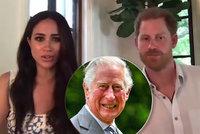 První reakce prince Charlese na drsnou zpověď Sussexů: Harry a Meghan ho velmi zklamali!