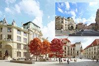 Spory kvůli opravě Mariánského náměstí: Pražský magistrát žaluje památkáře z ministerstva