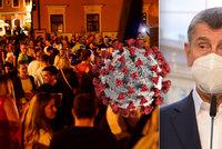 Koronavirus ONLINE: Smutná meta padla, 502 zemřelých s nákazou v ČR. Stav nouze zváží vláda