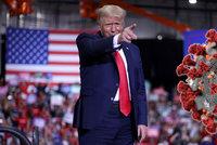 Promořování u Trumpa: Z jeho mítinků odešlo 30 tisíc lidí s covidem, 700 jich zemřelo