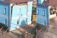Liberec pomůže rodině strážníka: Přišli o dům, dají jim peníze