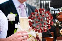 Ze svatební párty obří ohnisko: Nákaza se dostala do věznice i k seniorům, sedm mrtvých