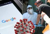 Lepší než epidemiologové: Nová ohniska viru může předpovědět Google, ale už se i spletl