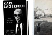 Kostlivec ve skříni návrháře Lagerfelda (†85): Tajil nacistickou minulost!