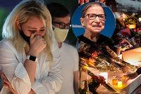 Rakovině podlehla známá soudkyně. Trump ji chválil, její poslední přání ho ale nepotěší