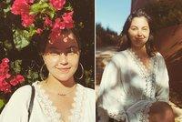 Celeste Buckinghamová čerpá nové síly na Madeiře: Vypadá lépe než kdy jindy!