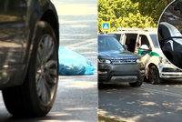 Luxusní vůz zabil na přechodu dívku (†18): Řídila ho slavná finalistka miss Daniela?
