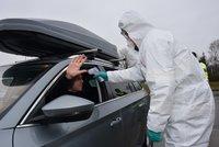 Koronavirus ONLINE: Rok od zesílení pandemie. A Němci zpřísnili kontroly Čechů
