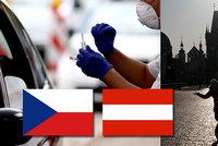 Praha zčervená i pro Rakušany: Podzimní Vídeň jen s negativním testem