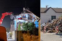 Zřícení domu v Liberci: Před pár dny rodina slavila konec rekonstrukce, teď přišli o všechno