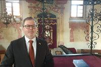 Masaryk, pivo, roušky... Češi nám jsou vzorem, říká velvyslanec Izraele Daniel Meron