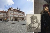 """Rembrandt v paláci Kinských: """"Tolik jeho děl lidé v Praze ještě neviděli a nejspíš už neuvidí,"""" říká ředitelka NG"""