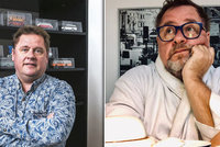 Václav Kopta přiznal nemoc! Na slova o covidu reagovala řada kolegů