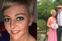 Policistka si na poslední chvíli rozmyslela sebevraždu: Vlak ji zabil, když telefonovala rodině
