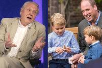 Mezinárodní konflikt kvůli zubu na nových fotkách královských capartů má nečekané rozuzlení!