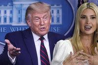 Trumpova nadílka věrným: Milost pro tchána Ivanky i exporadce odsouzeného za podvody