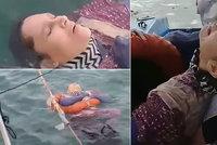 Po dvou letech pohřešování našli ženu v moři: Měla zavřené oči a oněměla