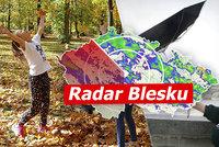 Česku se připomene babí léto. O víkendu přijde s ochlazením i sníh, sledujte radar Blesku
